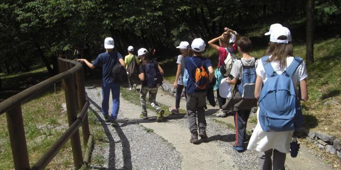 Il secondo Raduno Family CAI al Parco Monte Barro