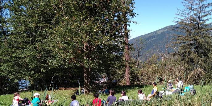 I centri estivi 2021 al Parco Monte Barro