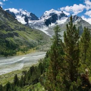 Escursione in Val Roseg